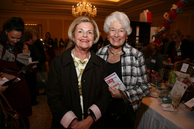 Carole Ann Brown, Molly Sasser