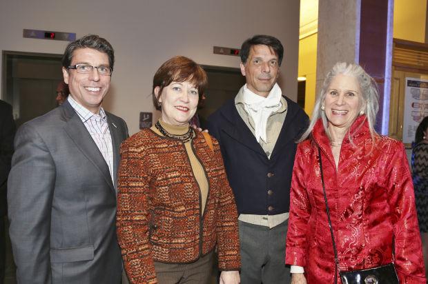 Jeff Bewley, Maureen Hughes, Louis Valle, Susanne Valdez