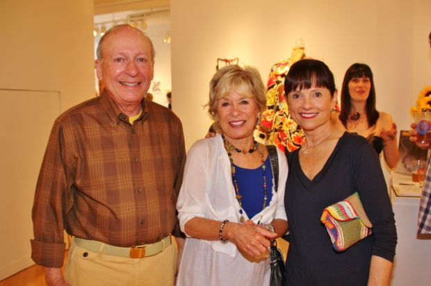 Ken Fendelman, Marian Steen, Harriet Summers