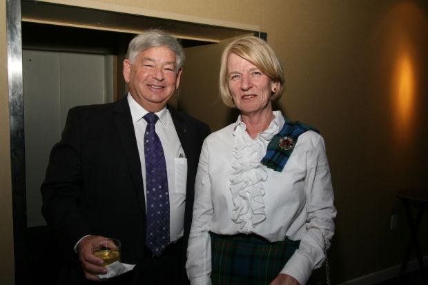 Joel Kamil, Ann McLaren