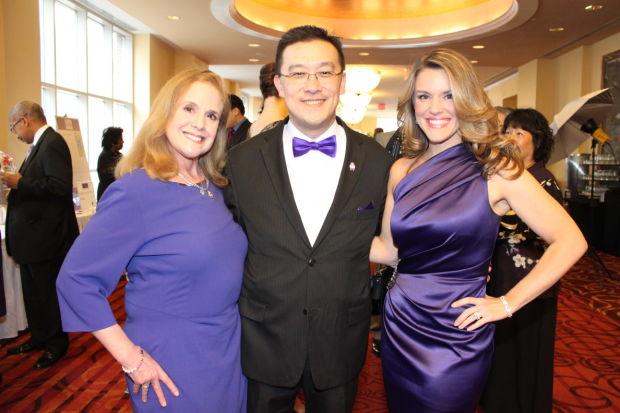 Barbara Shuman, Kevin Cheung, Rachel Palmisano