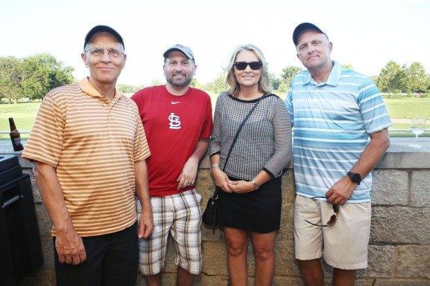 Paul Geerling, Brian Geerling, Cindy Grass, David Geerling