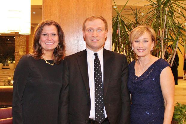 Marian Nunn, Peter Neidorff, Wendy Sullivan