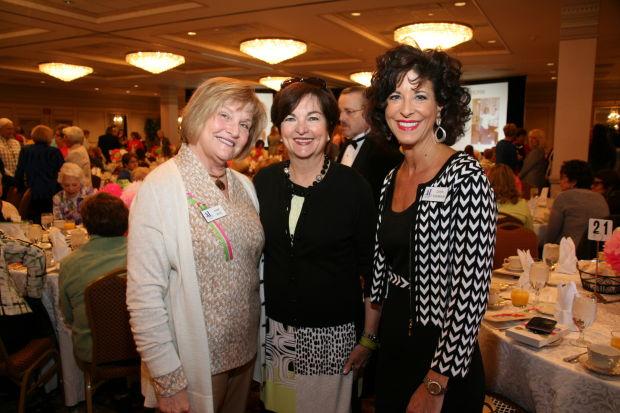 Marie Wiese, Suzanne Pratl, Dawn Rosenbaum