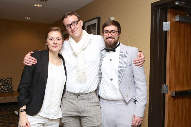 Jess Holmes, Jake Barnett, Will Condit