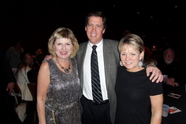 Sally Rains, Doug and Cindy Coombs
