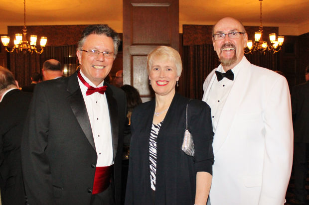 Bob Roeder, Kim Jones, Larry Marsh