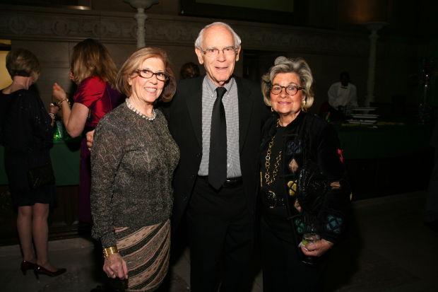 Barbara Barenholtz, Milton Hieken, Barbara Goodman