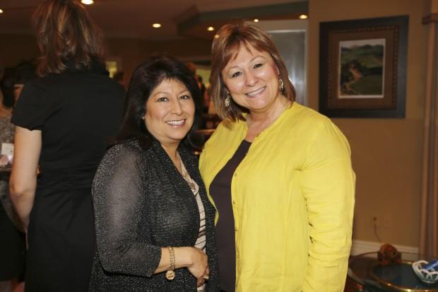 Yolanda Cunningham, Christina Dussold
