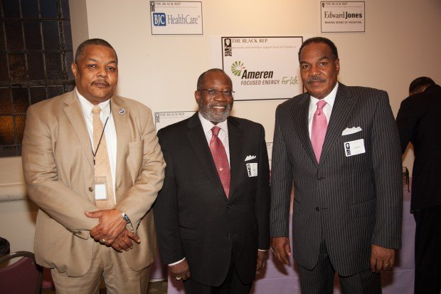 Cortez Lofton, Wayne Harvey, Ron Roby