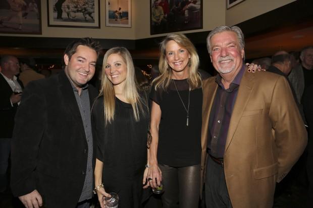 Adam and Jamie Keller, Jill Dorsey, Dale Keller