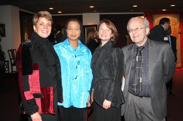 Marilyn Sheperd, Cynthia Ringo, Marcia Quint, Scott Sheperd