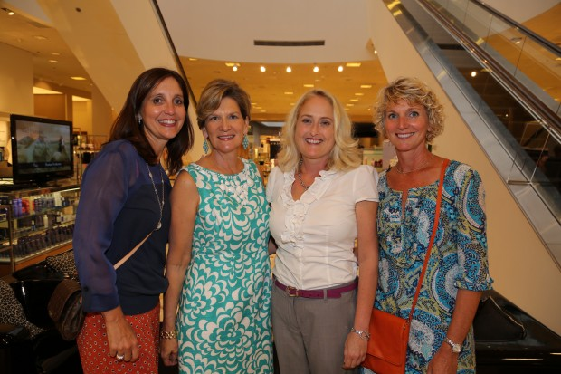 Cindy Drury, Theresa Vella, Christine Millsap, Peggy Lane
