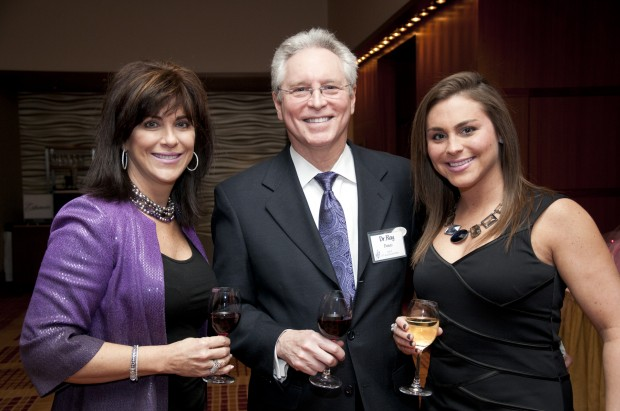 Lori and Dr. Ray Davis, Brittany Davis