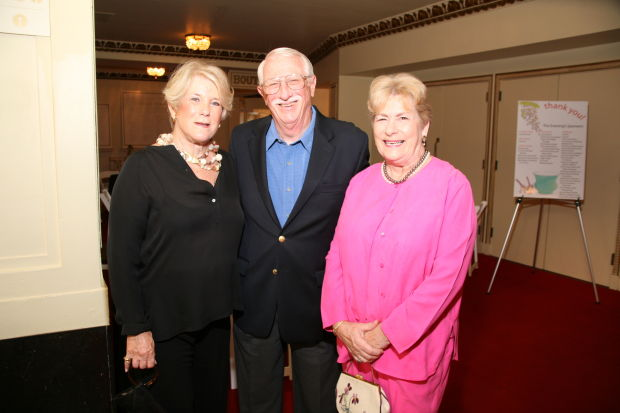 Francis Gay, Martin and Diane Kerckhoff