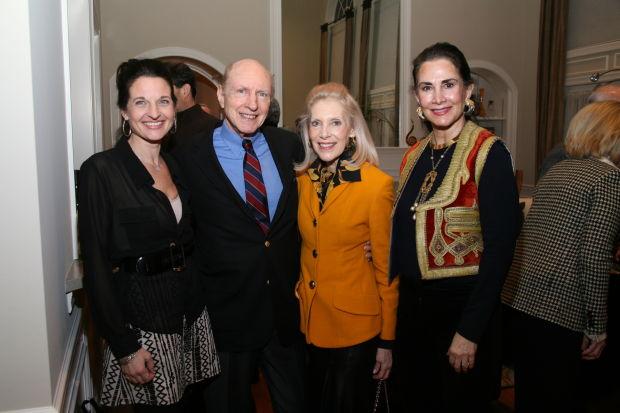 Robin Chadwick, Lewis and Joan Berkmann, Sheri Sherman