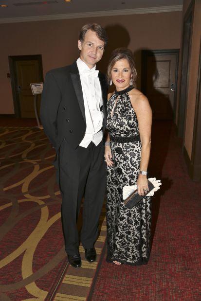 John and Beth Morris