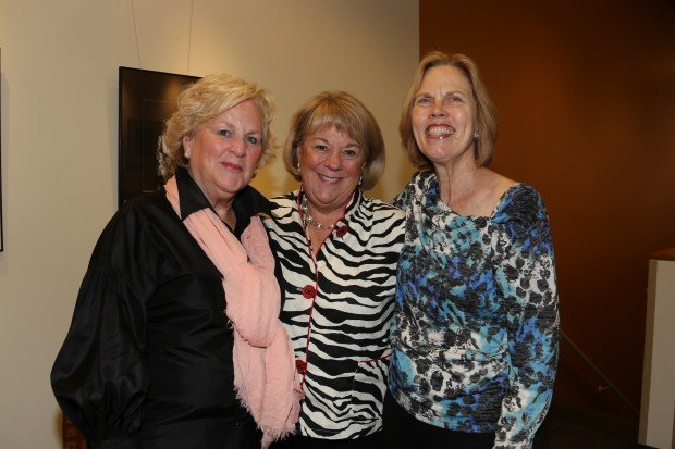 Betty Horn, Joan Schnoebelen, Jerrie Coughlin
