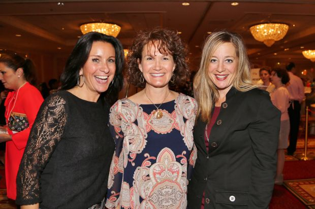 Regina DeLuca-Imral, Judy Wind, Theresa Turken