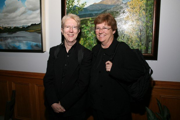 Nancy Schick, Ann Dolan