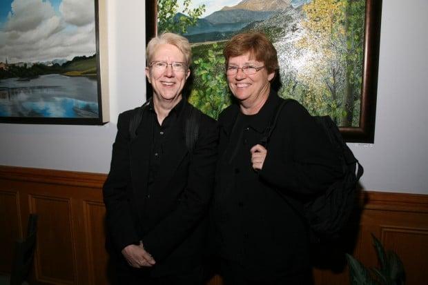 Nancy Schick, Ann Dolan