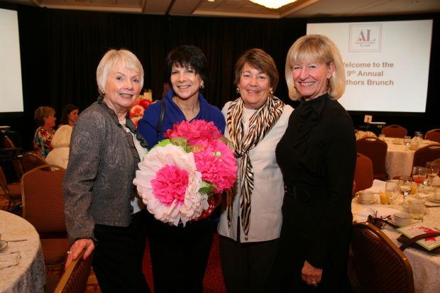 Anne Grabner, Ava Galliers, Kathie Phillips, Pat Hofmeister