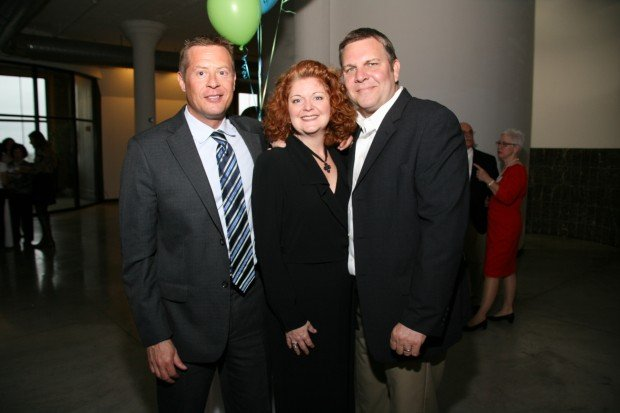 Dr. Chris Marchioro, Deb and Kirk McCullen