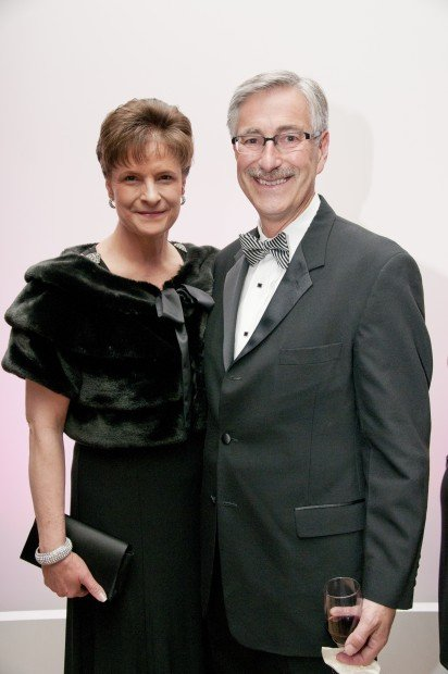 Debra Hollingsworth and Mark Stacye