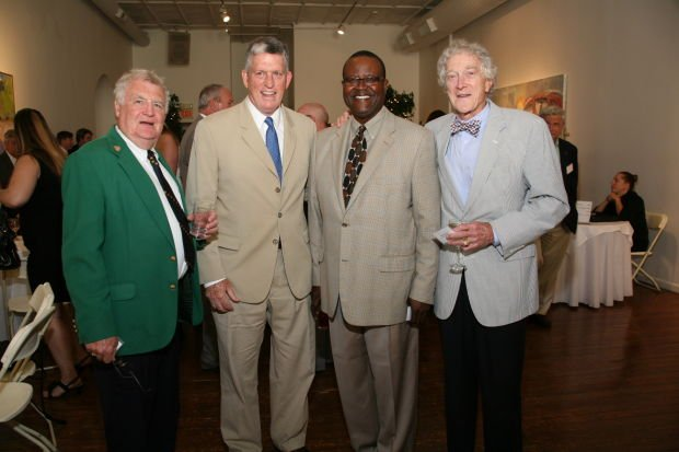 Phil Tomber, Jim Crowe, Lionel Phillips, Joseph McGlynn