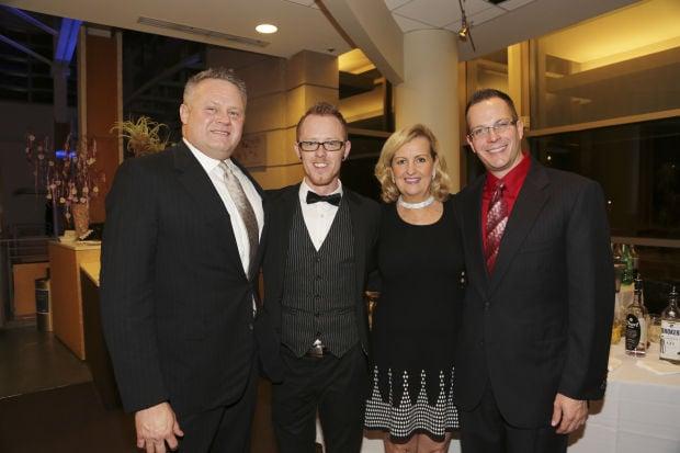 Dennis O'Neal, Andrew Blackwell, May Scheve, Marty Zuniga