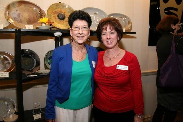 Betty Pretto, Julie Newman