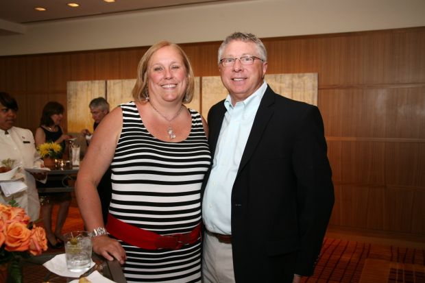 Kathy and Tom Wuller