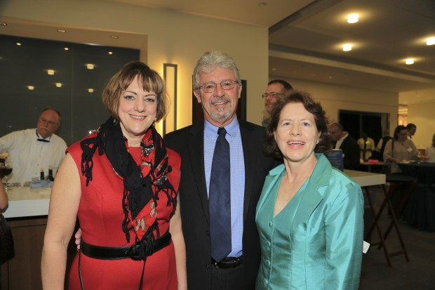 Marie McGeehan, Gerry and Lynn Hurst