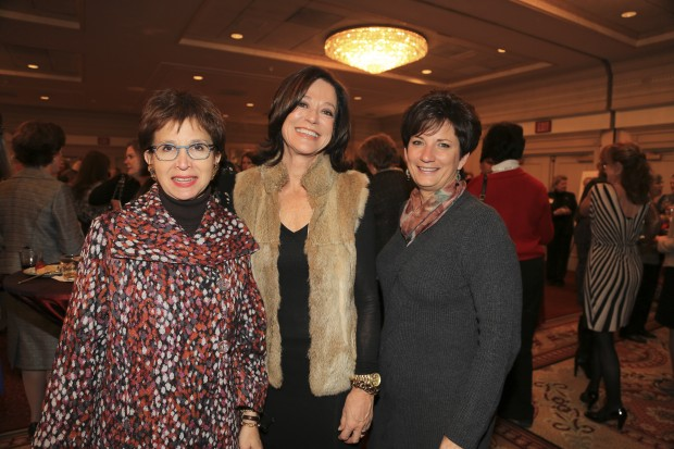Pepe Finn, Pat Mercurio, Shari Smith