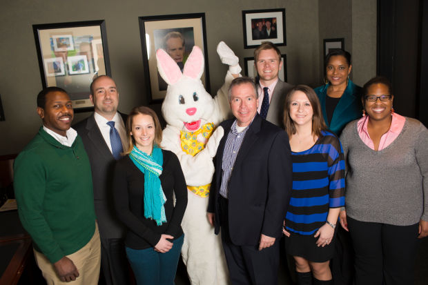 when_Leukemia Lymphoma Society planning lunch easter bunny.jpg