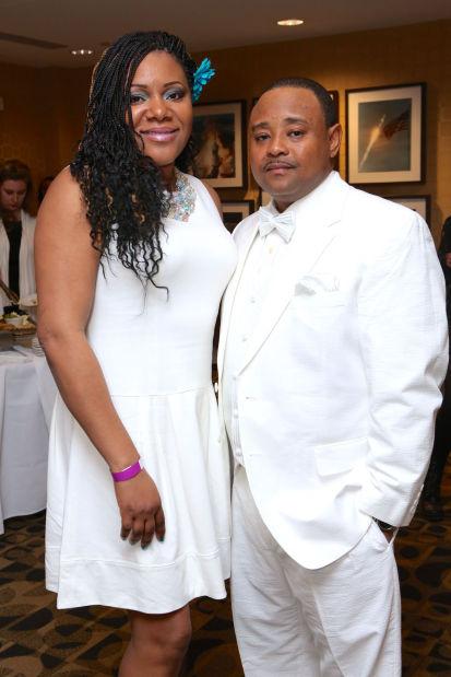 Linda and Leon Garner