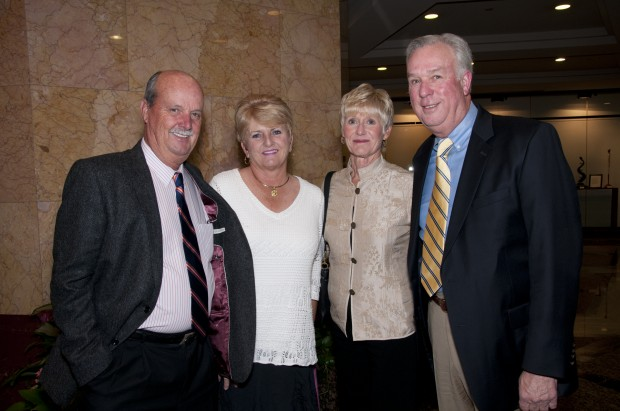 Joe and Linda Stevens, Jeff and Carol Wohlford