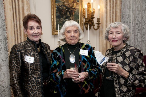 Polly Walsh, Rita Sheftall, Joan O'Reilly