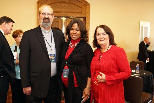 Deacon Samuel Lee, Sharonda Donner, Kathy Forck