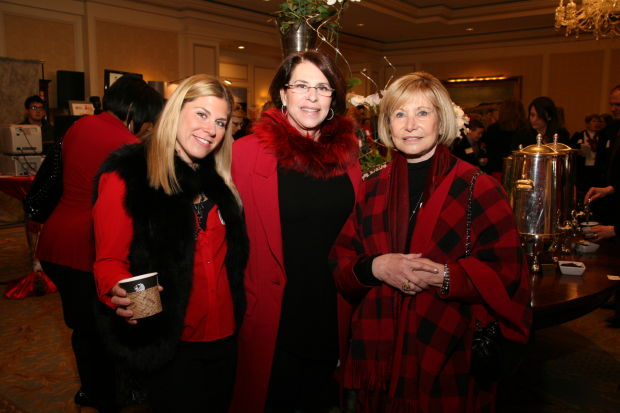 Heather Zajarias, Ellen Abramson, Cookie Epstein