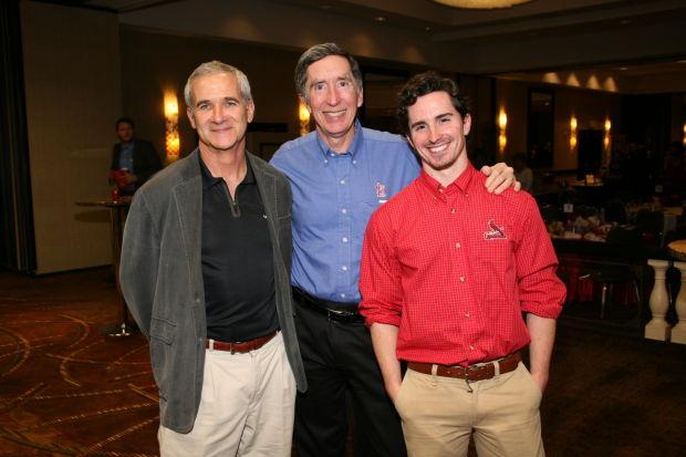 Stew Clarke, Rich Finley, Eric Finley