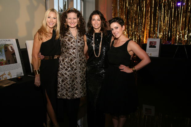 Paula Reed, Susan Barrett, Stephanie Tussey, Amy Soper