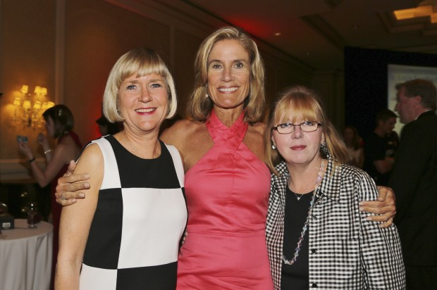Sally Pinckard, Nancy Hawk, Cindy Fishel
