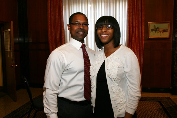 Kenneth and Juanita Cunningham