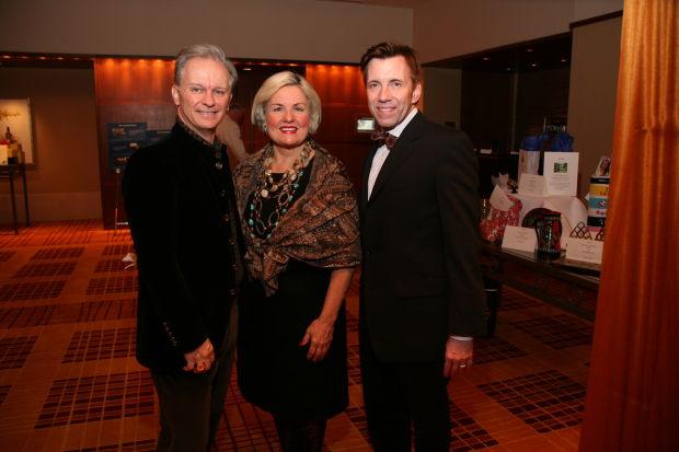Alan E. Brainerd, Millie Cain, Ken Gerrity