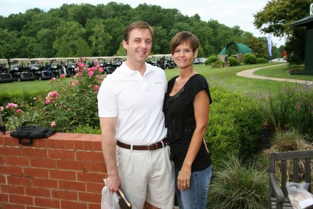 Zach and Paula Clark