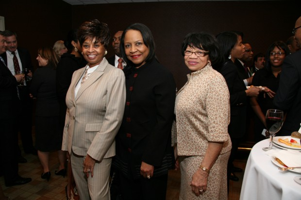 Jacquelin Johnson, Joyce Price, Catherine George