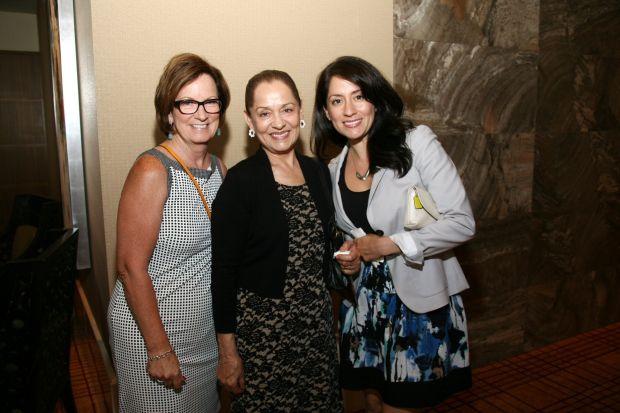 Betsey Liberatore, Nelly Patino, Sara Patino
