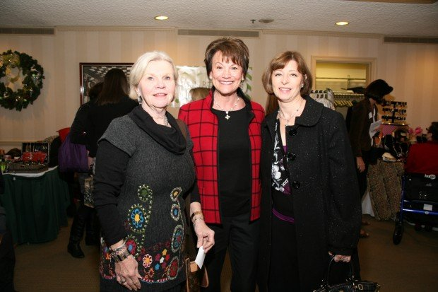 Kathy Ruggeri, Mary Poppell, Julie Abell