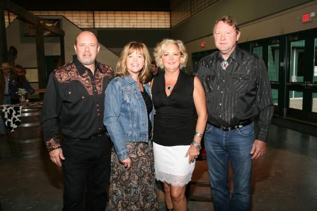 Skip and Sherri Bray, Liz and Dan Oberle